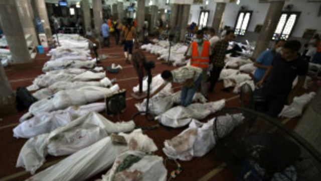egypt death toll