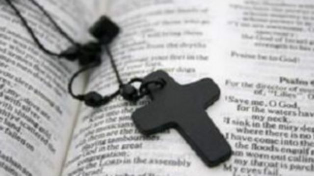 Cruz en Biblia