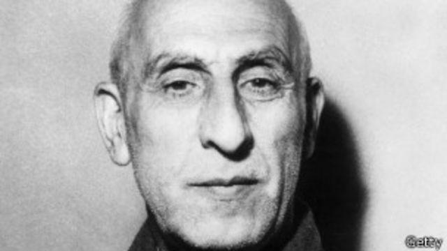 Мохаммед Моссадык