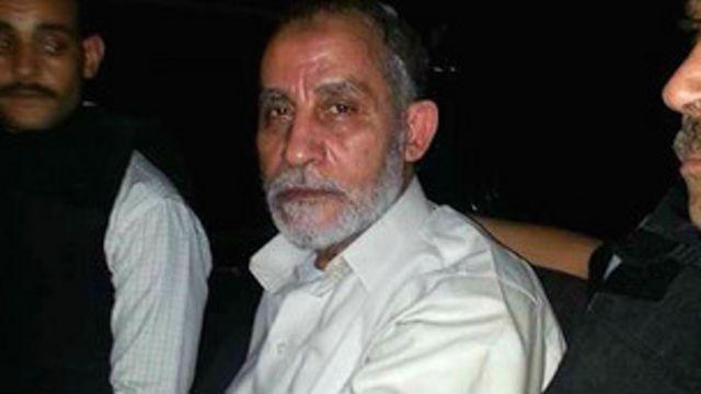 မိုဟာမက် ဘာဒီအီးကို ဖမ်းဆီးခဲ့ပုံကို ရုပ်မြင်သံကြားမှာ ဖေါ်ပြ