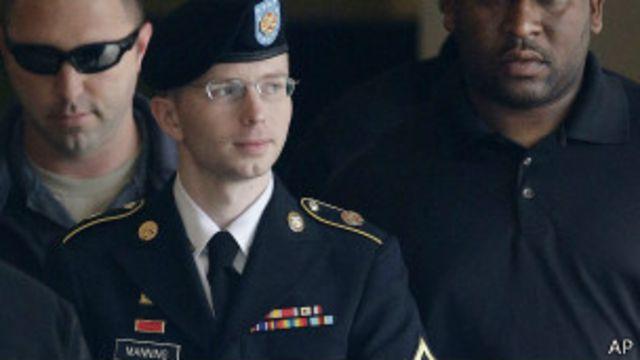 Bradley (Chelsea) Manning. Foto: AFP