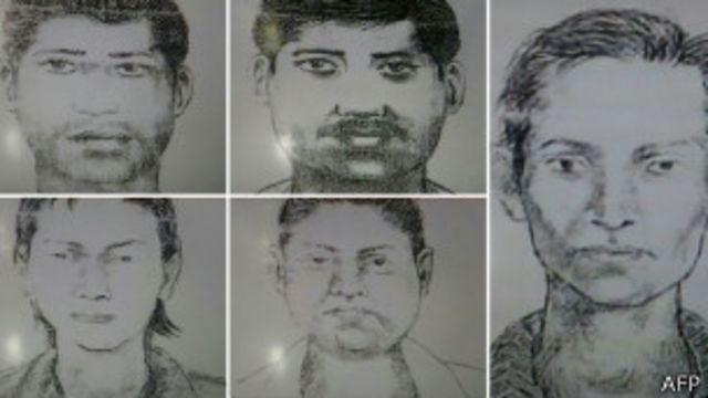 Подозреваемые в изнасиловании