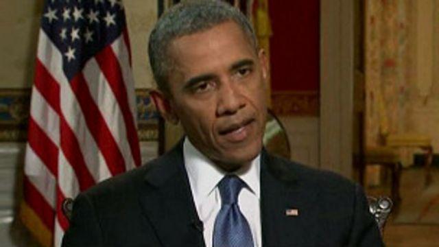 أوباما ما زال يدرس الخيارات بصدد سوريا