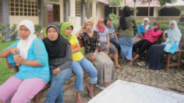 မလေးရှားမှာ တရားမဝင် နေထိုင်အလုပ် လုပ်နေသူတွေထဲမှာ အင်ဒိုနီးရှား လူမျိုးတွေက အများဆုံးဖြစ်