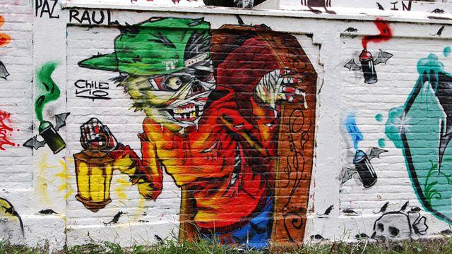 နံရံရေး ပန်းချီတွေကို ဖျက်ဆီးသင့် သလား ဆိုတာကတော့  မြို့ခံလူထုရဲ့  အဆုံးအဖြတ်က အဓိက ပါလို့ ဆိုနေပြီ