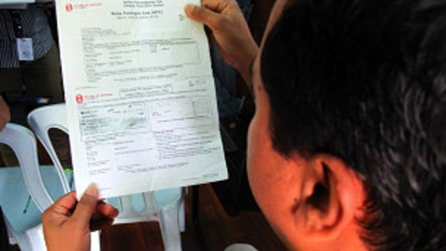 မလေးရှားရောက် ဘင်္ဂလားဒေ့ရှ် အလုပ်သမား