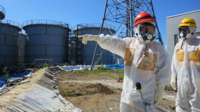 Fukushima နျူကလီးယား ဓါတ်အားပေးစက်ရုံ