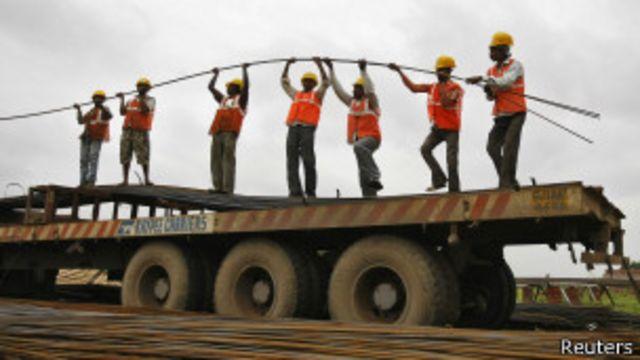 Emerging economy, Reuters