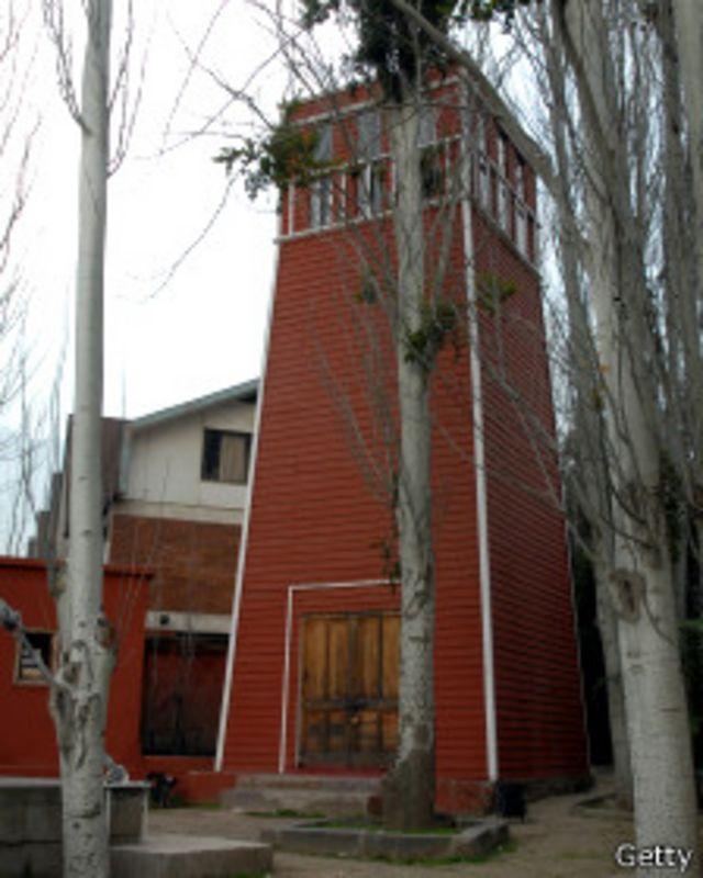 La Torre de Villa Grimaldi