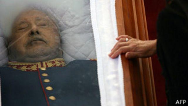 Funeral de Pinochet
