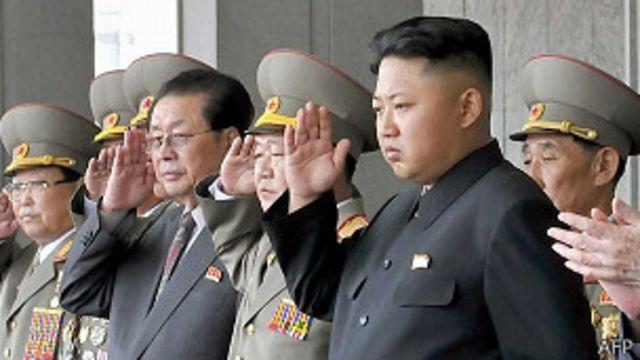 မြောက်ကိုရီးယား ခေါင်းဆောင် ကင်ဂျုံအမ်း