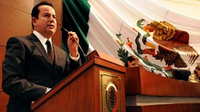 Benjamín Medrano, primer alcalde gay de México.