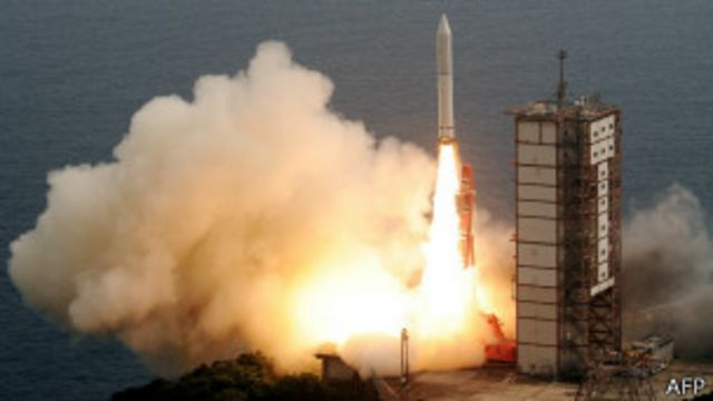 "Запуск ракеты ""Эпсилон"""