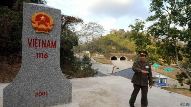 Hiệp ước Biên giới trên đất liền Việt Nam – Trung Quốc được ký năm 1999