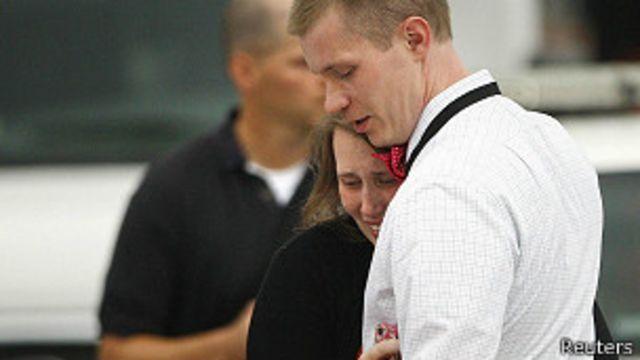 Sobrevivientes del tiroteo en Washington