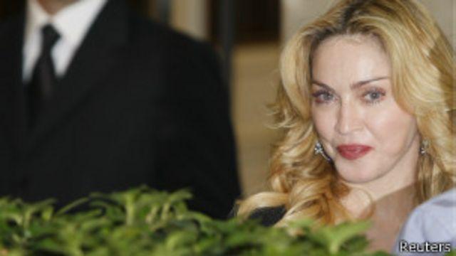 Madonna, Reuters
