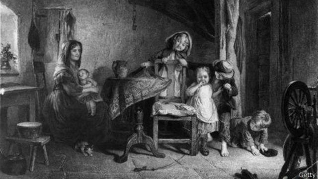 Ilustración del 1700