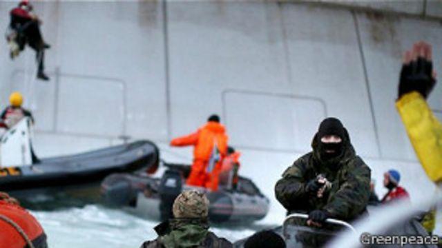 Пограничники сделали 11 предупредительных выстрелов