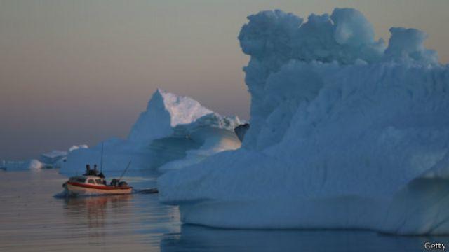 Ártico (Getty)