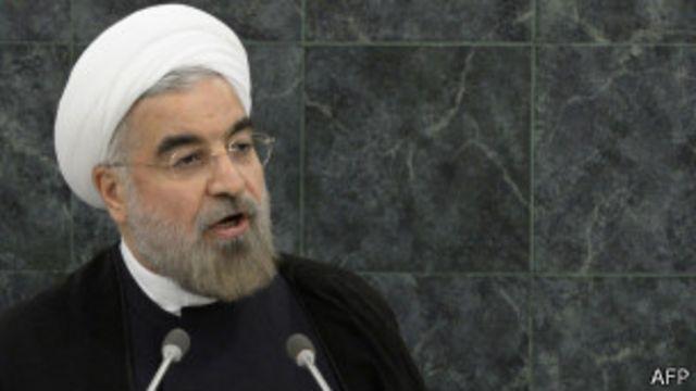 इरानका राष्ट्रपति हसन रुहानी
