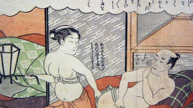 وتسمح الصور للزائرين بالاطلاع على اللحظات الأكثر حميمية في اليابان، عندما كان اليابان مجتمعا مغلقا على نفسه معزولا عن العالم.