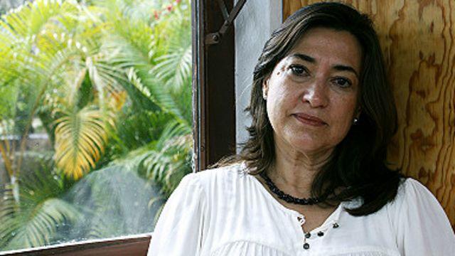 Susana López. Foto cortesía: Alejandra Arias López