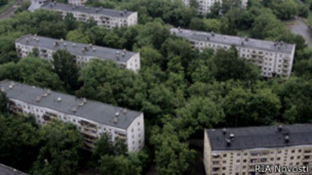"""Власти обещают, что к 2015 году в Москве не останется самых старых """"хрущевок"""""""