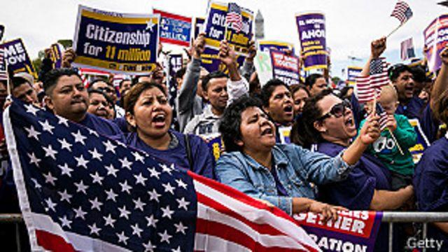 defensores de la reforma migratoria