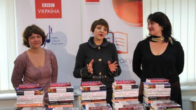 """До довгих списків """"Книги року ВВС-2013"""" увійшло 20 дорослих і 13 дитячих книг"""