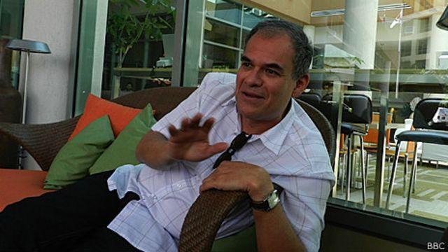 Carlos Cortes, escritor costarricense