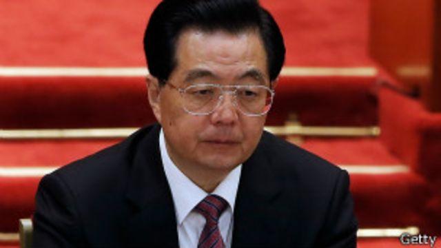Hu Jintao, expresidente de China