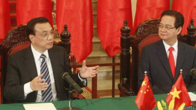 Báo TQ nói hai bên sẽ cùng khai thác cửa Vịnh Bắc Bộ