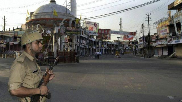 मुज़फ्फरनगर दंगा