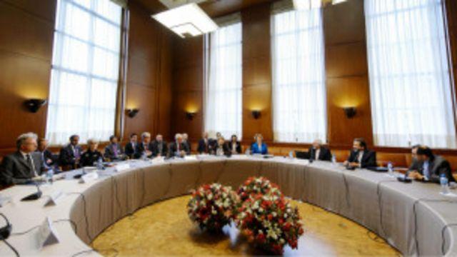 इरान र छ शक्ति राष्ट्रका वार्ताकारहरु