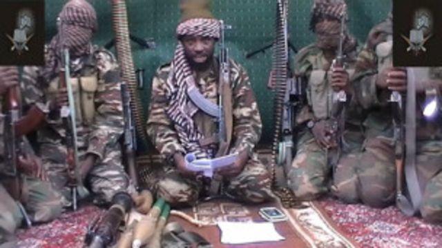 An dai kakkama mutanen ne lokacin farmakin da sojojin suka kai wa jihohin Yobe da Borno da Kuma Adamawa