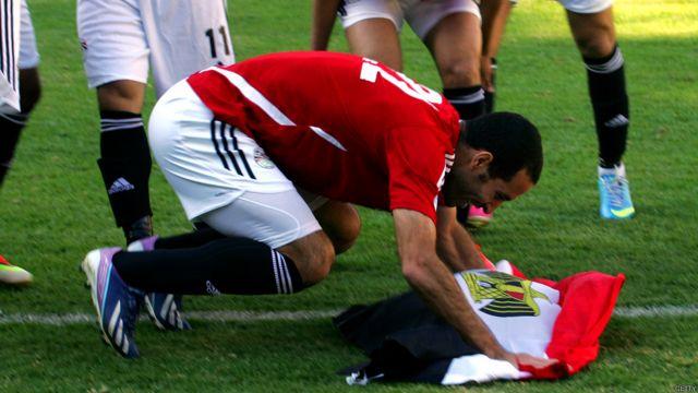 ويبقى الهدف الأهم الذي أحرزه في مرمى منتخب الكاميرون في نهائي بطولة الأمم الأفريقية العام 2008م لتفوز مصر بالبطولة.