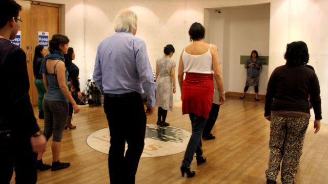 Foto Paul Flanders untuk ARTiUK.com