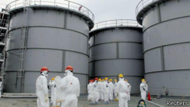 El segundo tifón en diez días vuelve a amenazar la seguridad de Fukushima.