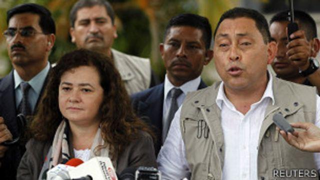 Paz y Paz promovió la persecución y el juicio al expresidente guatemalteco Ríos Montt.