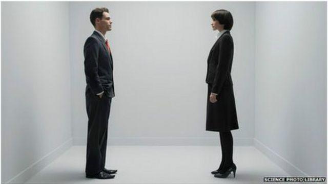 homem e mulher | SPL