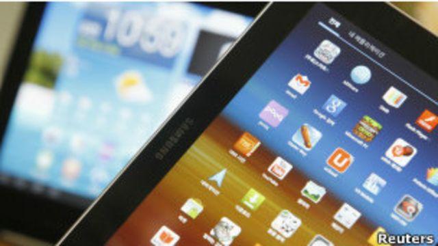 tabletas y dispositivos móviles