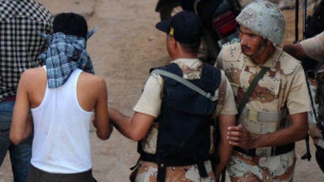 فائرنگ کے نتیجے میں کچھ شدت پسند ہلاک اور زخمی ہوئے ہیں: ایس ایس پی نوید خان