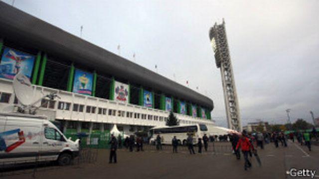 Стадион в Краснодаре