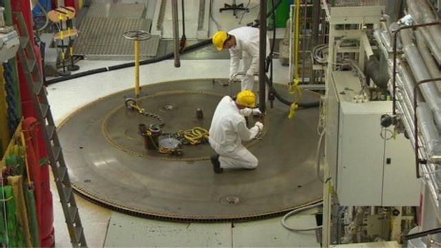 Reactor nuclear en Halden, Noruega