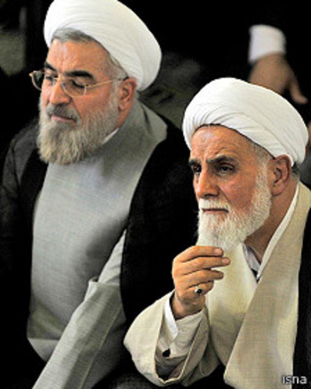 ناطق نوری از حامیان دولت حسن روحانی است