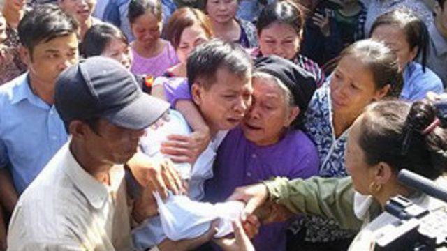 Ông Nguyễn Thanh Chấn đã nhiều lần tố cáo bị ép cung