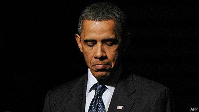 presidente Barack Obama en un homenaje a Richard Holbrooke