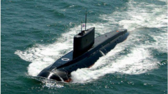 Cả Trung Quốc và Việt Nam đều mua tàu ngầm lớp Kilo của Nga