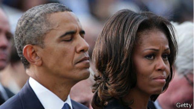 Barack y Michelle Obama