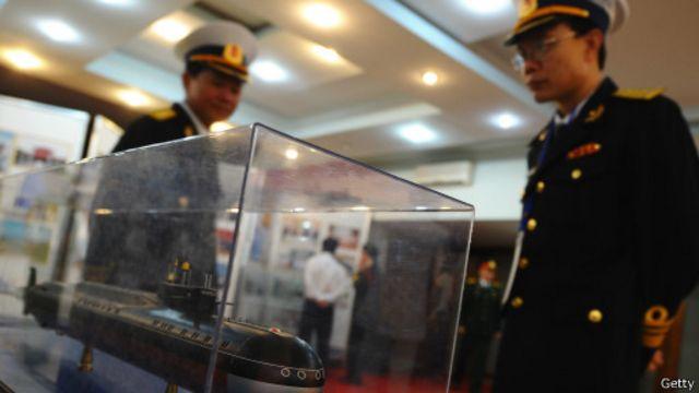 Hải quân Việt Nam đã mua sắm thêm nhiều vũ khí